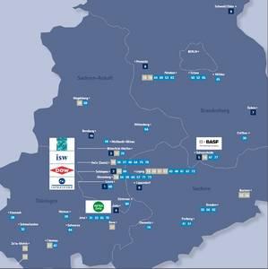 Innovationslandschaft der Region Halle